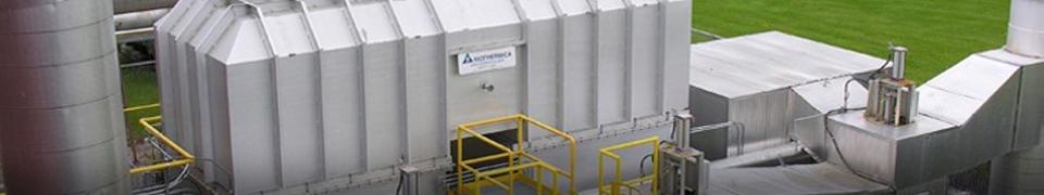 Usine avec traitement de l'air et technologie Biotox